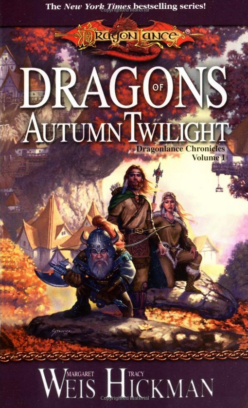 dragonlance chronicles  u2013 vol  1  dragons of autumn